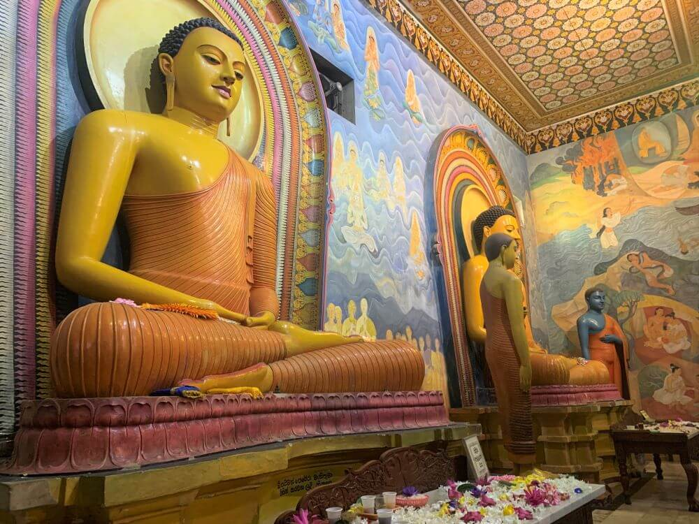 Bellanvila Temple - Tour Operators in Sri Lanka